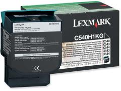 Toner do tiskárny Originální toner Lexmark C540H1KG (Černý)