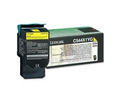 Toner do tiskárny Originální toner Lexmark C544X1YG (Žlutý)