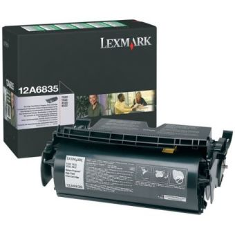 Originální toner Lexmark 12A6835 (Černý)