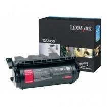 Originální toner Lexmark 12A7360 (Černý)