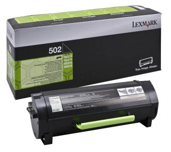 Originální toner Lexmark 50F2000 (Černý)
