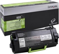 Toner do tiskárny Originální toner Lexmark 52D2000 (Černý)