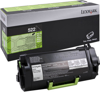 Originální toner Lexmark 52D2000 (Černý)