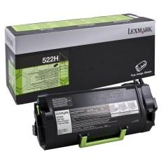 Toner do tiskárny Originální toner Lexmark 52D2H00 (Černý)