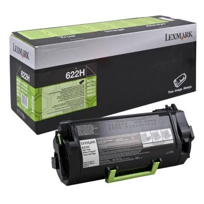 Originální toner Lexmark 62D2H00 (Černý)