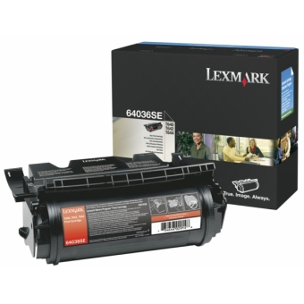 Originální toner Lexmark 64036SE (Černý)