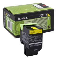 Toner do tiskárny Originální toner Lexmark 70C2HY0 (Žlutý)