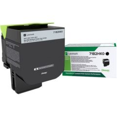 Toner do tiskárny Originální toner Lexmark 71B2HK0 (Černý)
