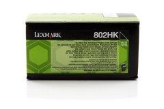 Toner do tiskárny Originální toner Lexmark 80C2HK0 (Černý)