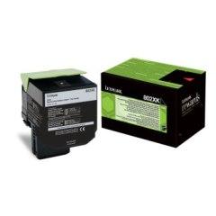 Toner do tiskárny Originální toner Lexmark 80C2XK0 (Černý)