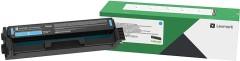 Toner do tiskárny Originální toner Lexmark C3220C0 (Azurový)