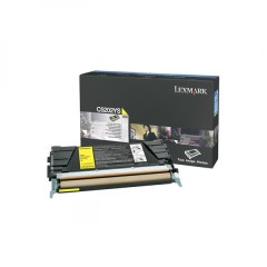 Toner do tiskárny Originální toner Lexmark C5202YS (Žlutý)