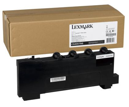 Originální odpadní nádobka Lexmark C540X75G