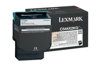 Originální toner Lexmark C544X2KG (Černý)