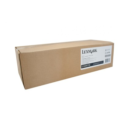 Originální odpadní nádobka Lexmark C734X77G