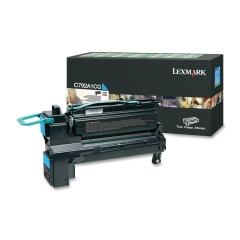 Toner do tiskárny Originální toner Lexmark C792A1CG (Azurový)