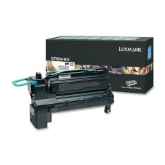 Toner do tiskárny Originální toner Lexmark C792A1KG (Černý)
