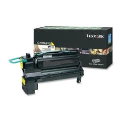 Toner do tiskárny Originální toner Lexmark C792A1YG (Žlutý)
