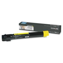 Toner do tiskárny Originální toner Lexmark C950X2YG (Žlutý)