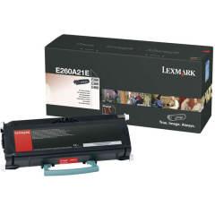 Toner do tiskárny Originální toner Lexmark E260A21E (Černý)