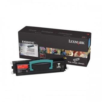 Originální toner Lexmark E450H21E (Černý)