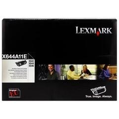 Originální toner Lexmark X644A11E (Černý)