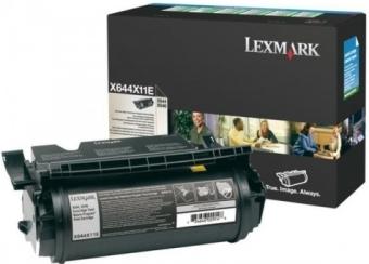 Originální toner Lexmark X644X11E (Černý)