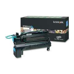 Toner do tiskárny Originální toner Lexmark X792X1CG (Azurový)