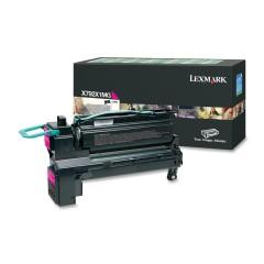 Toner do tiskárny Originální toner Lexmark X792X1MG (Purpurový)