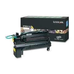Toner do tiskárny Originální toner Lexmark X792X1YG (Žlutý)