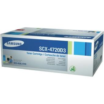 Originální toner SAMSUNG SCX-4720D3 (Černý)
