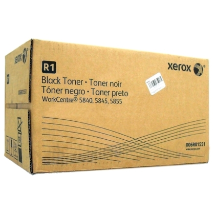 Originální toner XEROX 006R01551 (Černý)