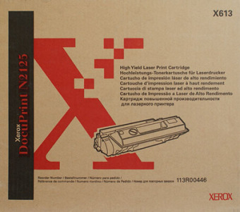 Originální toner XEROX 113R00446 (Černý)