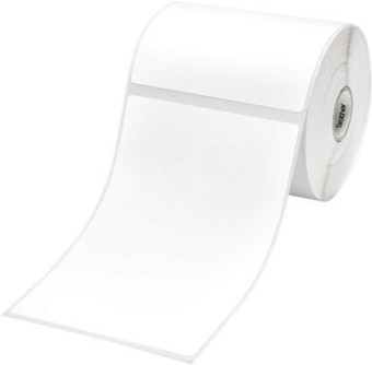 Originální etikety Brother RD-S02E1, papírové bílé, univ. štítek, 102 x 152mm, 278ks