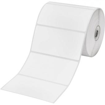 Originální etikety Brother RD-S03E1, papírové bílé, univ. štítek, 102 x 50mm, 836ks