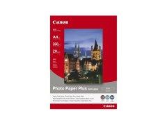 Fotopapír A4 Canon Semi-Glossy, 20 listů, 260 g/m2, pololesklý, saténový, bílý, inkoustový (SG-201 A4)