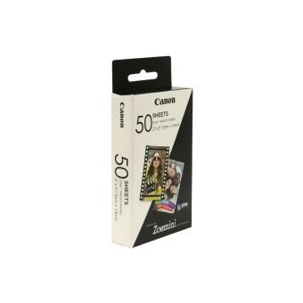 Fotopapír pro termosublimační tiskárny Canon 5x7,6cm, 50 ks