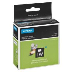 Originální etikety DYMO 11355 (S0722550), 51mm x 19mm, černý tisk na bílém podkladu, 500ks