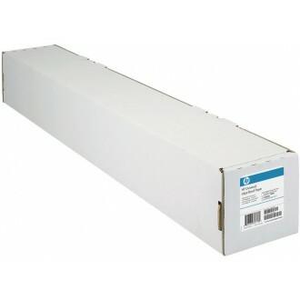 Role s fotopapírem HP Coated, 914 mm x 45,7 m, 90 g/m2, pro inkoustové tiskárny, matný (C6020B)