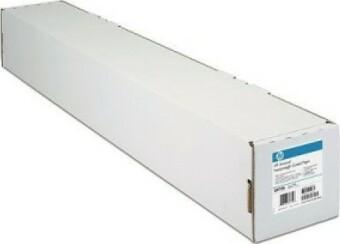 Role s fotopapírem HP Coated Paper, 594 mm x 45,7 m, 90 g/m2, potahovaný, pro inkoustové tiskárny (Q1442A)