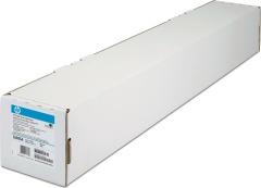 Role s fotopapírem HP Bright White Inkjet, 594 mm x 45,7 m, 90 g/m2, pro inkoustové tiskárny, matný (Q1445A)