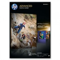 Fotopapír A4 HP Advanced Glossy, 50 listů, 250 g/m2, lesklý (Q8698A)