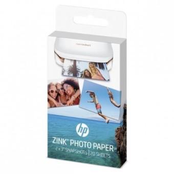 Etikety pro termosublimační tiskárny HP 5,1x7,6 cm, 20ks, nálepky (W4Z13A)