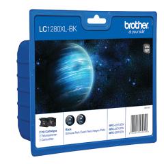Sada originálních cartridge Brother LC-1280XLBK