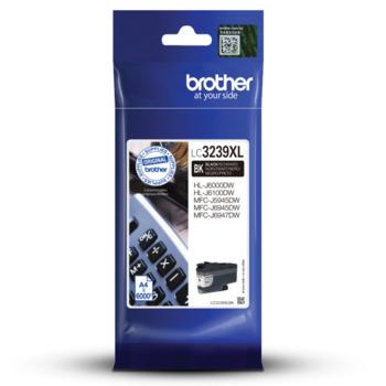 Originální cartridge Brother LC-3239XL BK (Černá)