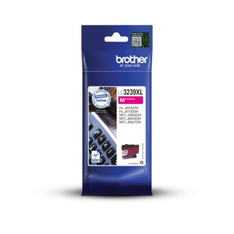 Originální cartridge Brother LC-3239XL M (Purpurová)