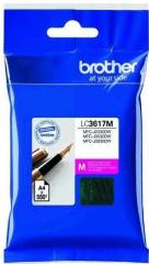Cartridge do tiskárny Originální cartridge Brother LC-3617 M (Purpurová)