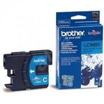 Originální cartridge Brother LC-980C (Azurová)