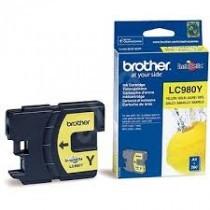 Cartridge do tiskárny Originální cartridge Brother LC-980Y (Žlutá)