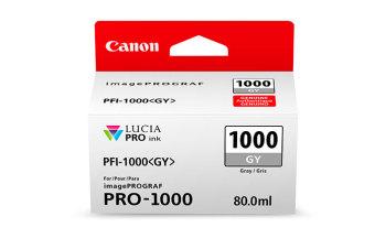 Originální cartridge Canon PFI-1000GY (Šedá)
